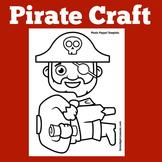 Pirate Craft   Pirate Activity   Pirates Kindergarten   Pirates Preschool