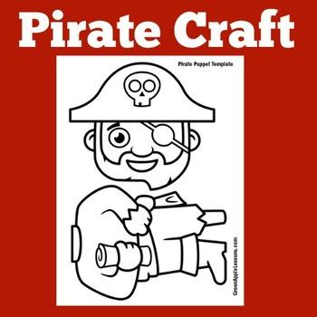 Pirates Craft Activity