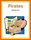 Pirates Activity Fun