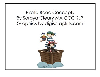 Pirates: Basic Concepts