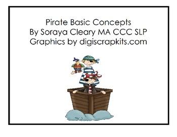 Pirates: Basic Concepts