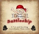 Pirates Battleship: A Coordinate Plane Game
