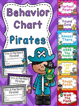 Pirates Behavior Chart