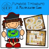 Pirates Bounty A Multiplication Game