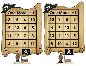 Pirate's Call- K.OA.1