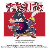 Pirates Cartoon Clipart