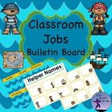 Pirates Classroom Jobs Bulletin Board