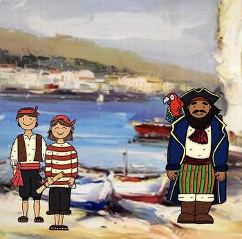 Pirates Clip Art 1