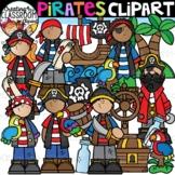 Pirates Clipart {Pirate Clipart}