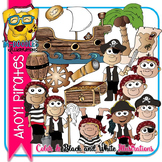 Pirates Commercial Use Clip Art