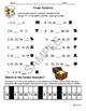 """Pirates! Common Core Aligned Math and Literacy Unit - ACTIVboard EDITION"
