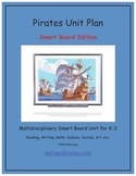 """Pirates!"" Common Core Aligned Math and Literacy Unit - SM"