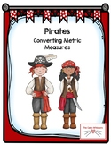 Pirates Converting Between Metric Units of Measurement