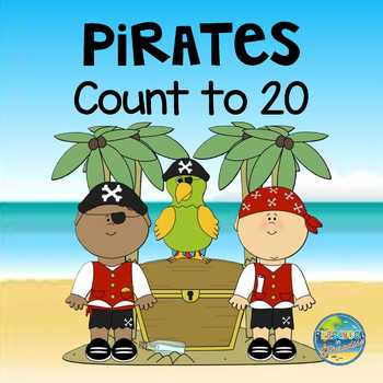 Pirates Count to 20--Rrrrrrrrrrrrr!
