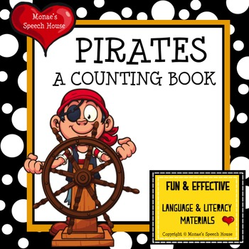 Pirates Counting Book/Numbers