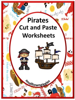 Pirate,Special Education,Summer Special Education,Kindergarten Preschool