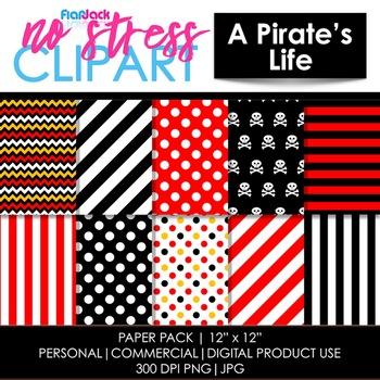 Pirates Digital Papers