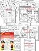Pirates End of Year/Summer Review Bundle: Kindergarten NO PREP (Math & Literacy)