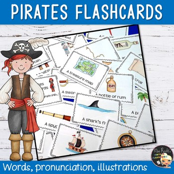 Pirates Flashcards