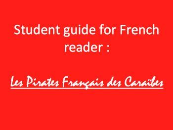 Pirates Français des Caraïbes - complete unit (guides for