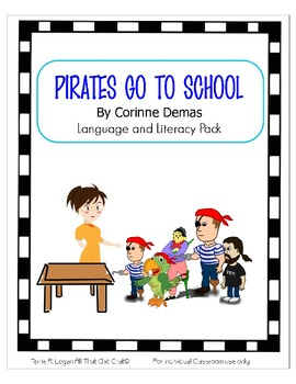 Pirates Go To School - Language Pack