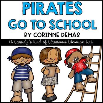 Pirates Go to School Literature Unit