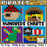 Pirates Hundreds Chart Hidden Pictures