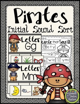 {Pirates} Initial Sound Sort