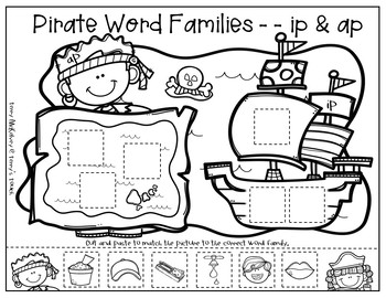 Pirates Love What?  Underpants! Literacy and Math