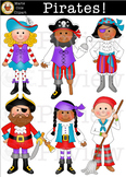Pirates! [Marie Cole Clipart]