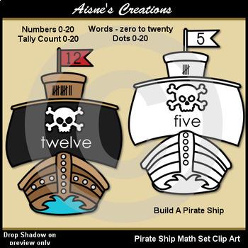 Pirates Math Bundle