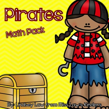 Pirates Math Pack