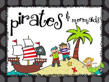 Pirates & Mermaids Unit