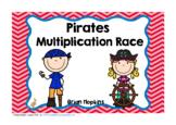Pirates Multiplication Race