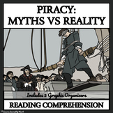 Pirates: Myth vs Reality - Reading Comprehension