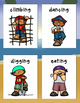Pirates Parts of Speech Literacy Activity