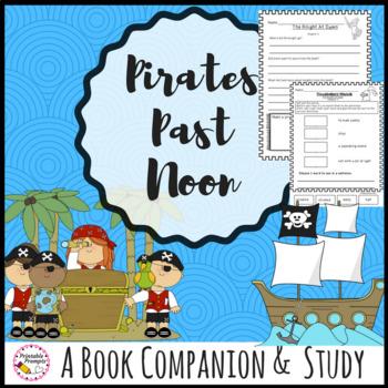 Pirates Past Noon Novel Study