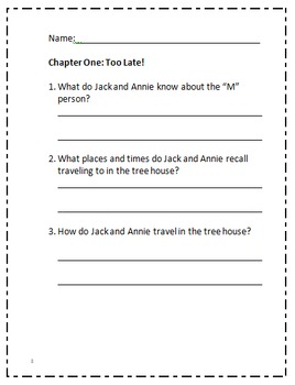 Magic Tree House Pirates Past Noon Workbook