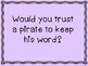 Pirates Past Noon for PROMETHEAN Board