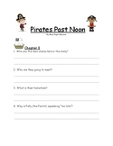 Pirates Past Noon Book Guide