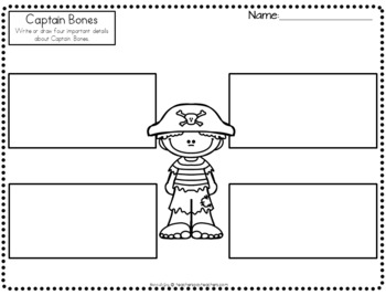 Pirates Past Noon: Complete Comprehension Guide & Centers MTH #4