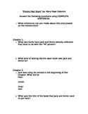 Pirates Past Noon Comprehension Questions