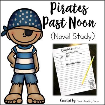 Pirates Past Noon (Novel Study)