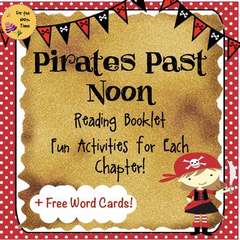 Pirates Past Noon. Magic Three House