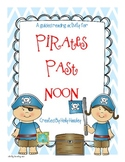 Pirates Past Noon-Magic Tree House