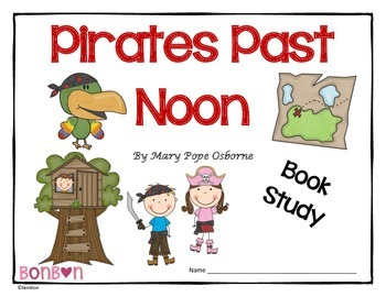 Pirates Past Noon - MTH Common Core book study