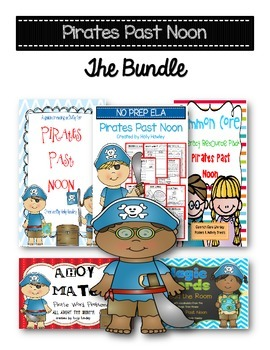 Pirates Past Noon The Ultimate BUNDLE
