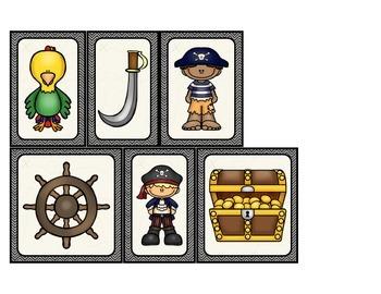 {Pirates} Patterning Center