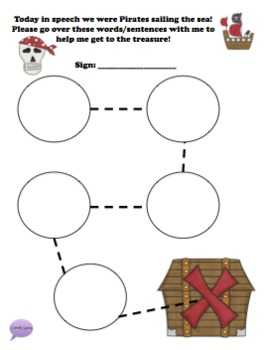 Pirate's Prattle! A Customizable Articulation Game