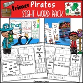 Pirates Primer Sight Word Pack